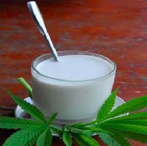 Молочко из марихуаны поймали за употребление марихуаны